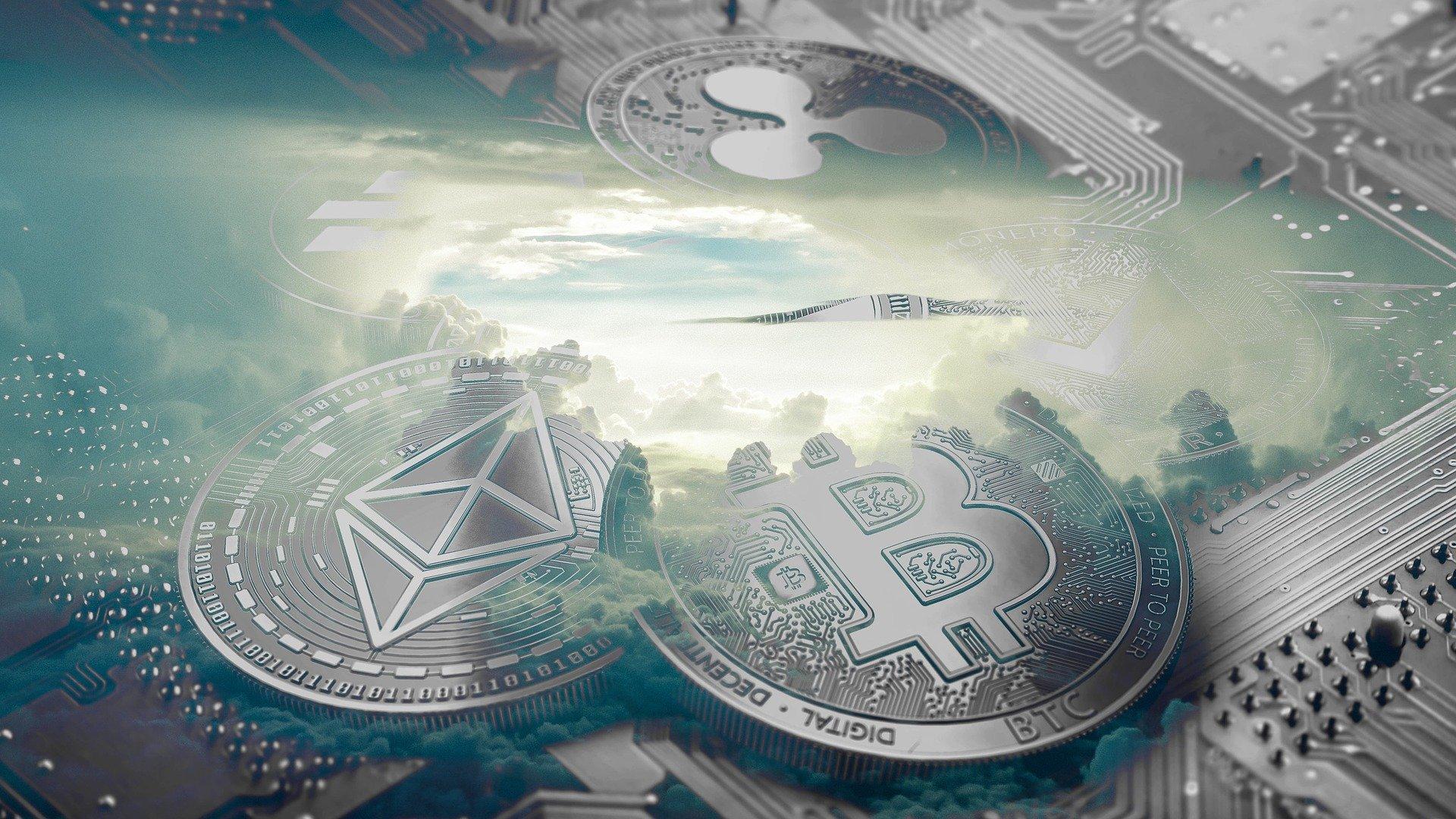 Händlern bei Bitcoin Evolution beim Ein- und Ausstieg
